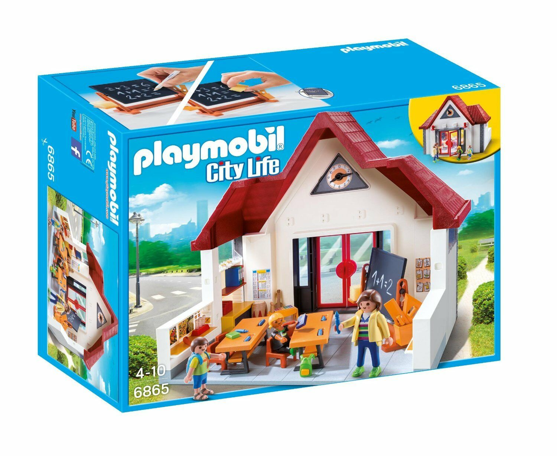 Playmobil City Life 6865. Hochschule. Enthält   Beinhaltet
