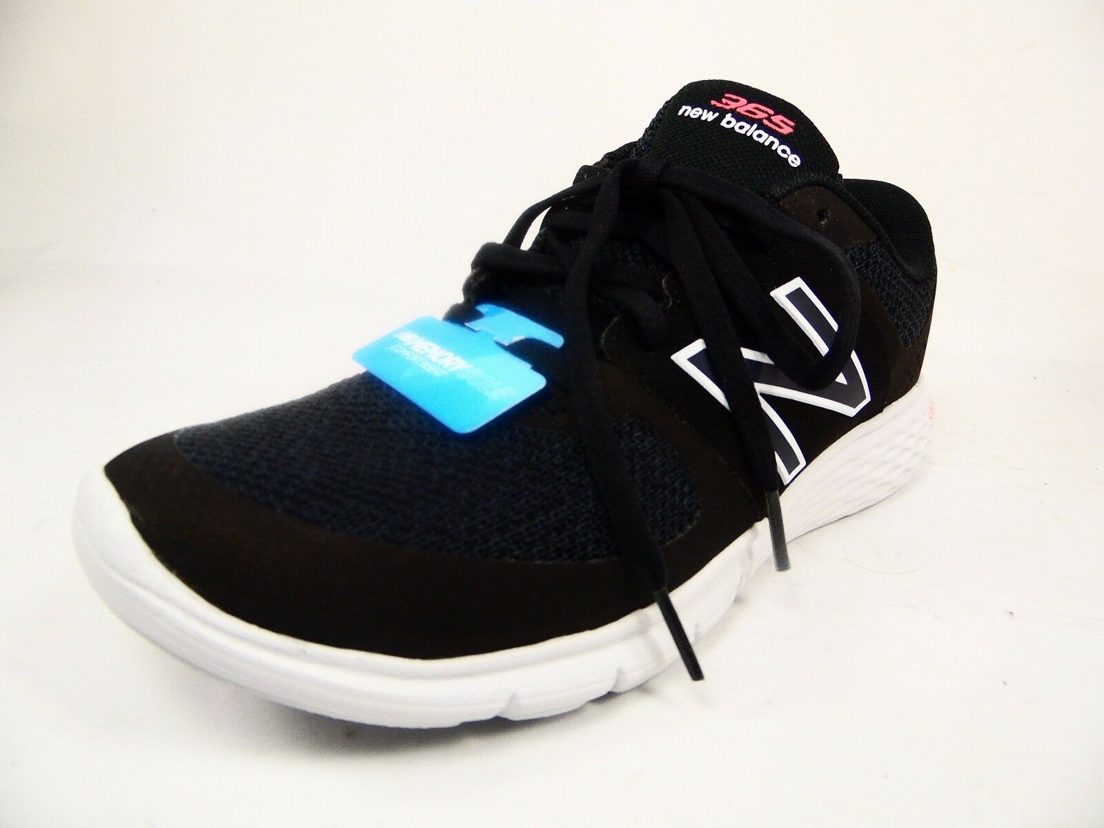 New Balance Balance Balance 365 donna Walking scarpe nero bianca Dimensione 6.5B WA365BK 1e1a49
