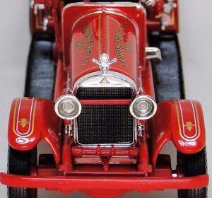 1920s-Ford-Fire-Truck-Vintage-Antique-A-1-T-Metal-Model-24-Engine-Pickup-Car-18