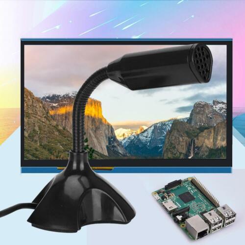 Professionelles USB-Kondensatormikrofon Studio-Mikrofon für Tonaufnahmen ✪
