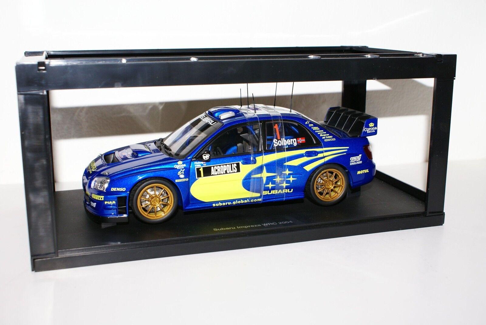 Auto Art 1 18 - Subaru Impreza WRC-ACROPOLE 2004
