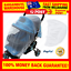 Pram-Insect-Net-Baby-Carriage-Cover-Mosquito-Fly-Bug-Protection-for-Stroller thumbnail 1
