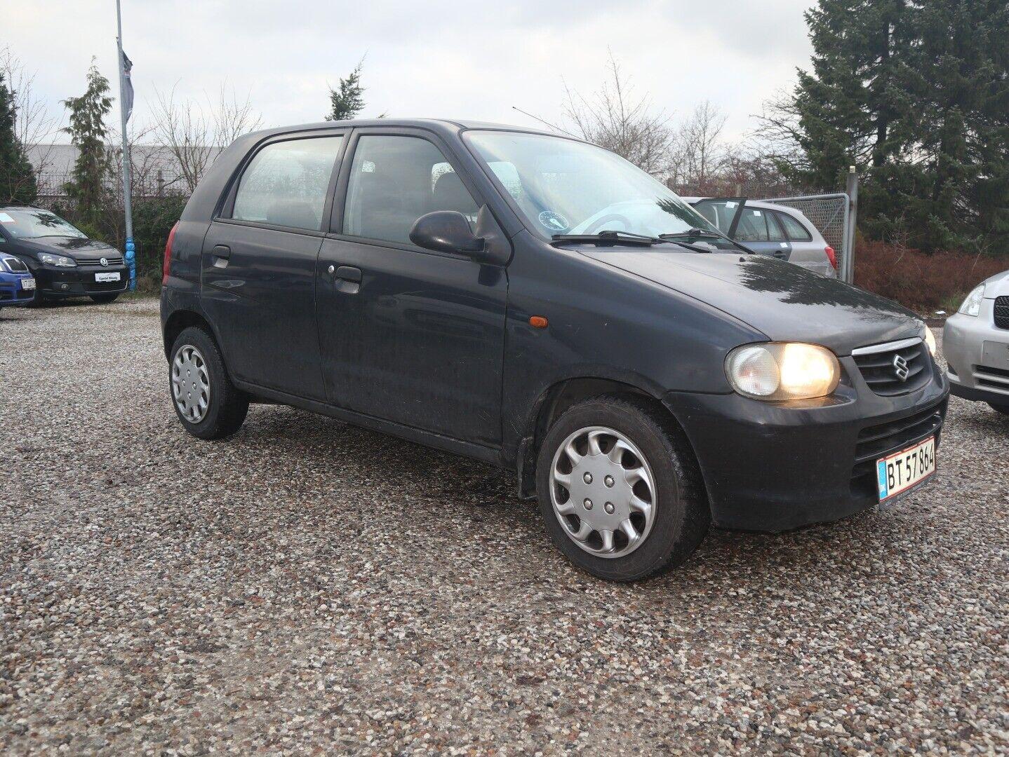 Suzuki Alto 1,1  5d