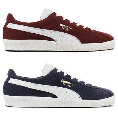 Puma Te Ku Prime Sneaker Herren Retro Schuhe Turnschuhe Freizeit Sportschuhe NEU   eBay