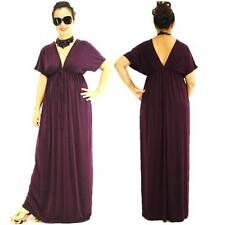 NWT S/M/L NEW Womens VNeck Kimono Sleeve Cocktail Evening Party Maxi Long Dress