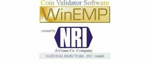 WinEmp program for setting coin validators of the company NRI