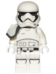 Dettagli su Lego Star Wars First Order Stormtrooper Squad Leader sw0962 (From 75190) New