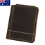 The-Secret-Life-of-Walter-Mitty-Handmade-Genuine-Leather-Men-039-s-Bifold-Wallet