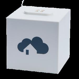 homee-Brain-Cube-modulare-Smart-Home-Zentrale-Steuereinheit-netatmo-Nuki-AVM