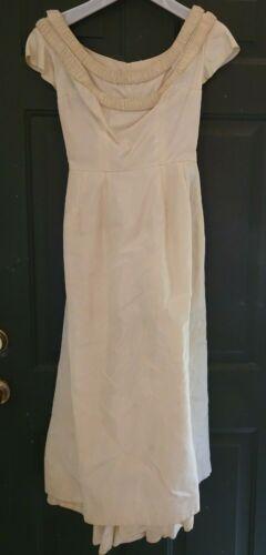 40's Vintage Dress with Gusset Back