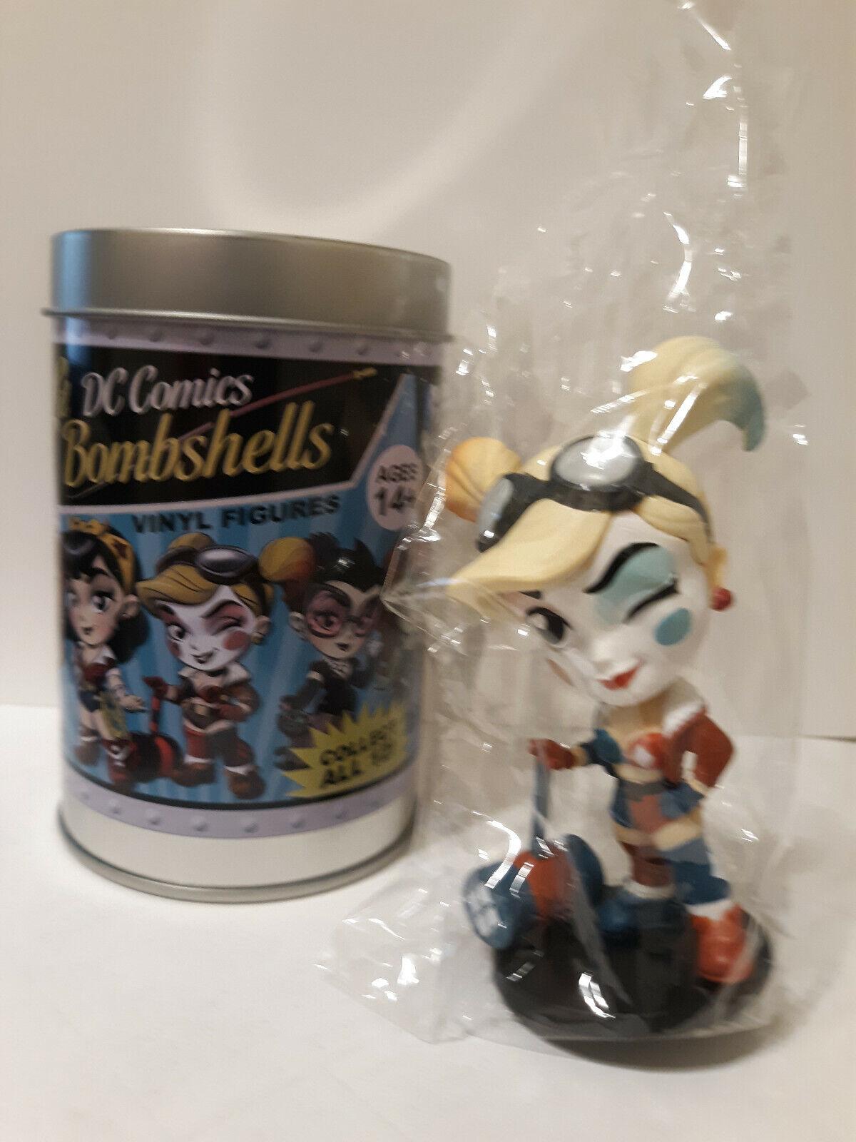 Harley Quinn Series 2 - DC Comics Lil Bombshells Vinyl Figure - NEW