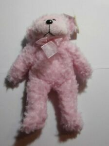 """SKANSEN  BEANIE KID """"COTTON CANDY"""" THE BEAR NEW WITH WRONG TAG """"NUTTY SQUIRREL"""""""
