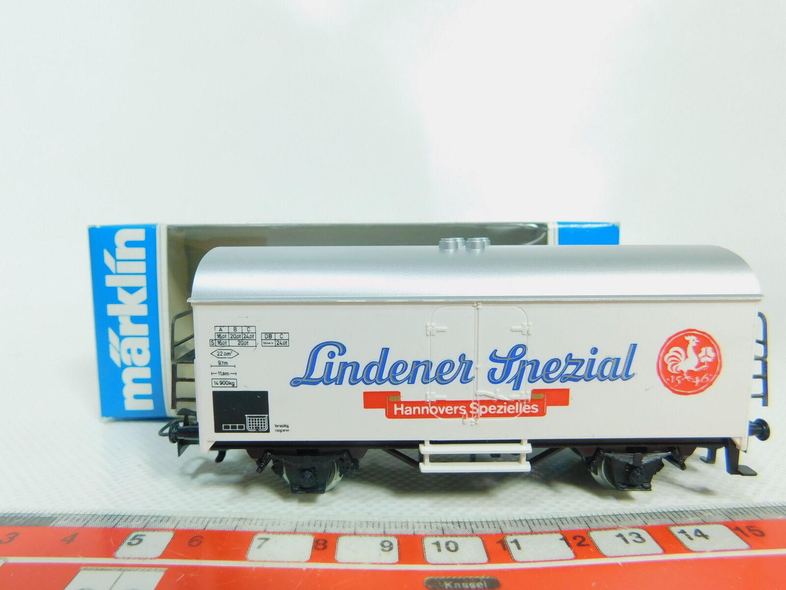 Bp55-0, 5 märklin h0 AC van beers Hannovers special lindener special