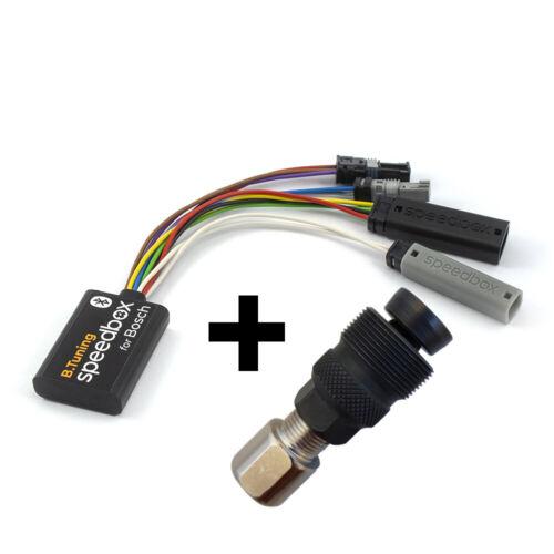 SpeedBox Bluetooth Premium B-Tuning For Bosch E-Bike Active Performance Line CX