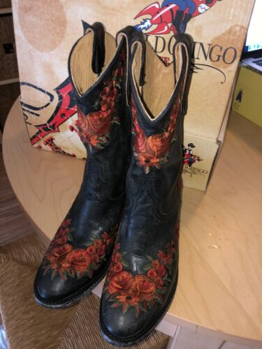 OLD GRINGO leather western cowboy boots  8.5