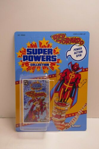 bubbles blister Super Powers Kenner repro custom cards