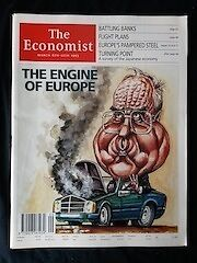THE ECONOMIST - GERMANY - MARCH 6 1993