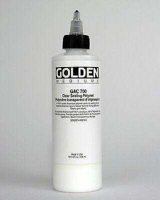 Golden GAC-700 Acrylic Medium 16 oz
