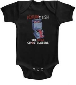 Ehrgeizig The Real Ghost Busters Furchterregende Flush Baby-strampler Onezies 6-24 Strampler Baby