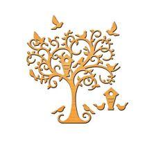 SPELLBINDERS SHAPEABILITIES CUTTING DIE D-LITES DELIGHTFUL TREE UNIVERSAL FIT