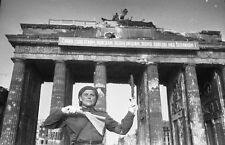 6x4 Gloss Photo ww3CFD World War 2 Germany Berlin 28