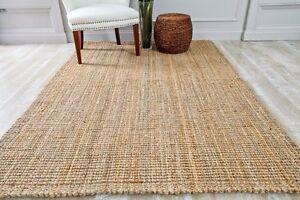 Image Is Loading Rugs Area Jute Rug Carpet Large