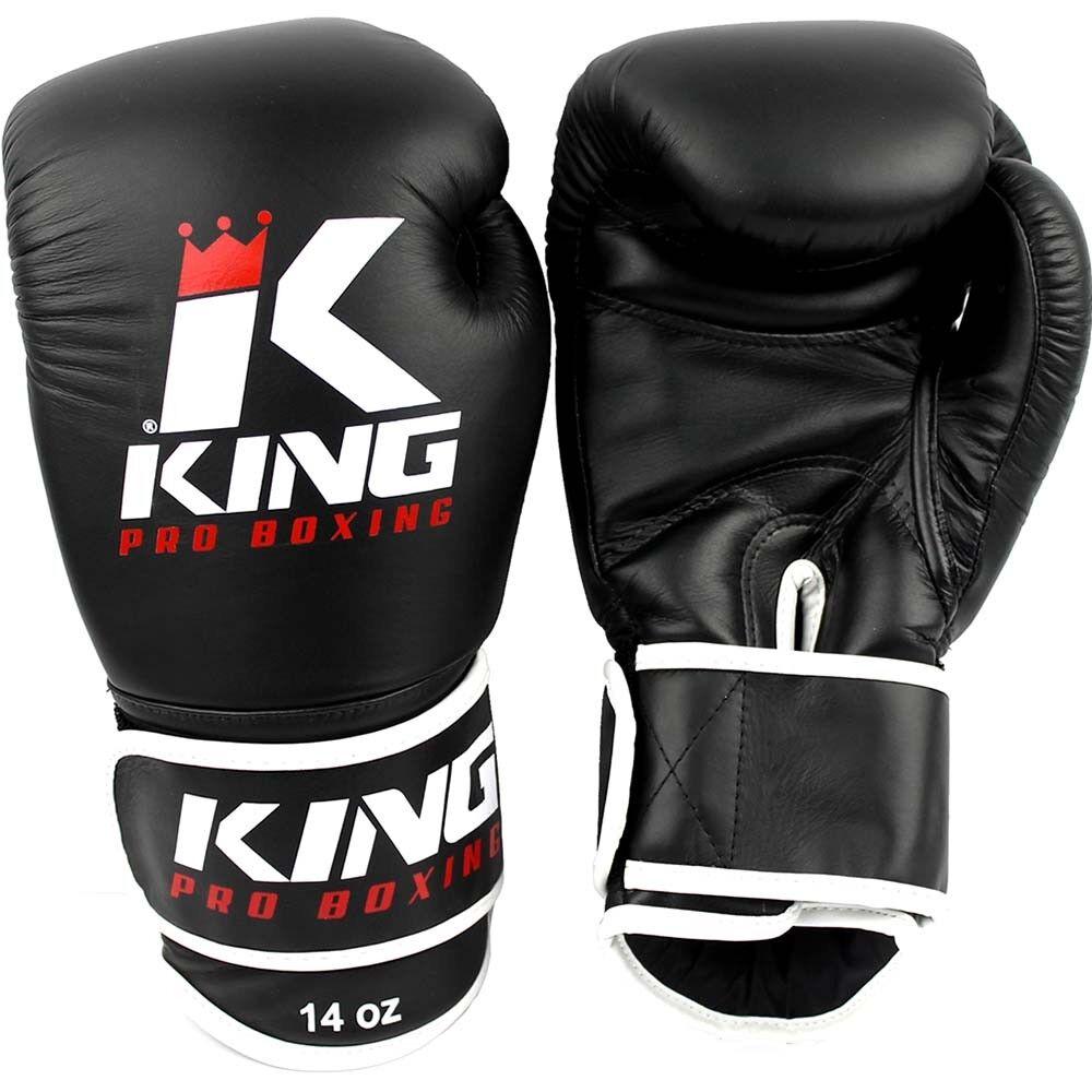 KING PRO PRO PRO BOXING Boxhandschuhe, BG3, schwarz, Boxing Gloves Thaiboxen Muay Thaii  | Großhandel  | Neueste Technologie  a4a769
