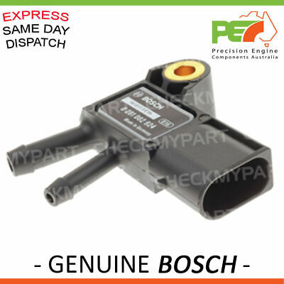 *BOSCH* Exhaust Pressure Sensor For MERCEDES BENZ SPRINTER 316CDI 2.1L OM651.955