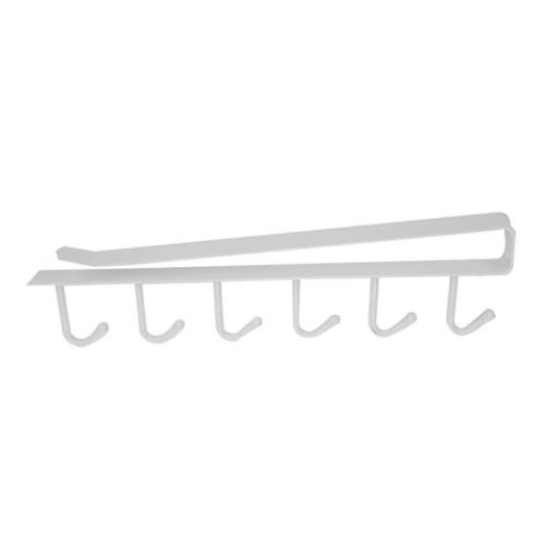 Tassenhalter Haken Wandbehang Küche Lagerregal Ablagefach Lagerregal Organizer