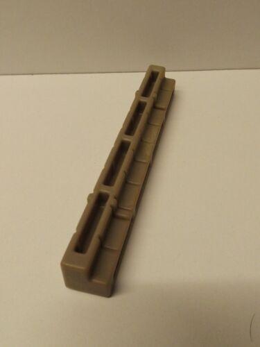 Playmobil Moyen Age piéce détachée angle droit jonction de mur maison chateau