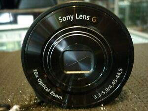 SONY-CYBER-SHOT-DIGITAL-CAMERA-LENS-G-DSC-QX10-AU-STOCK