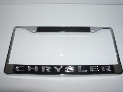 Chrysler License Plate Frame Brand New!
