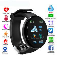 Reloj Inteligente Fitness Sport rastreador de actividad Monitor de ritmo cardíaco para Android iOS