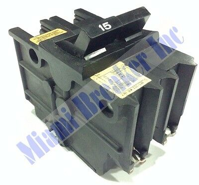 Federal Pacific// American 40 Amp 2 Pole Circuit Breaker Type NB Bolt On