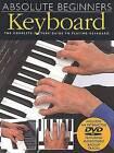 Absolute Beginners: Keyboard (Book/DVD) by Music Sales (Paperback, 2002)