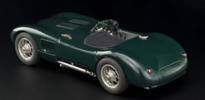 CMC CMC CMC EXCLUSIVE MODELLE 1 18 SCALE JAGUAR C-TYPE 1952 BRITISH RACING GREEN f60553