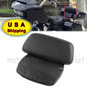 Razor Chopped Tour Pak Pack Backrest Pad Fit For Harley FLHR FLHTCU FLHX 2014-18