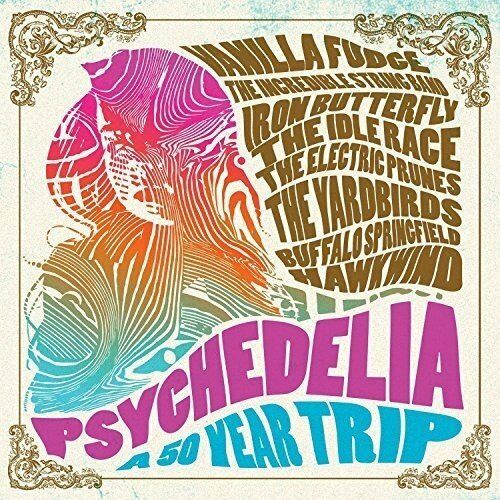 Psychedelia: A 50 Year Trip [CD]
