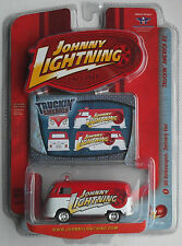 "Johnny Lightning – VW T1 Transporter rot/weiß ""JL Truckin´ America"" Neu/OVP"