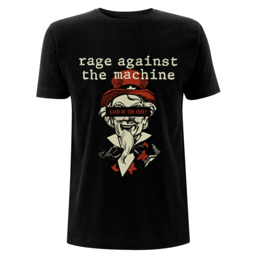 Rage Against The Machine T-Shirt Vintage Gift For Men Women Funny Tee