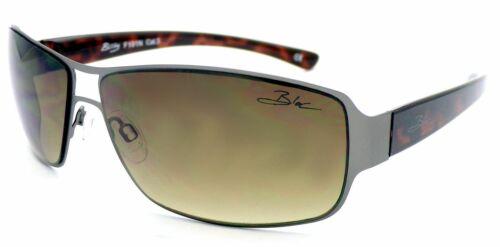 BLOC-Billy Unisex Gafas De Sol Gris Plomo Tortuga//oscuro marrón degradado Lente F191N