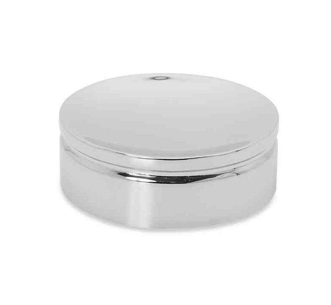 Wamsutta® Kiara Soap Dish in Chrome