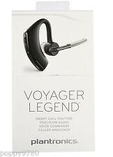 New OEM Plantronics Voyager Legend Bluetooth Wireless Headset Retail ( Black )