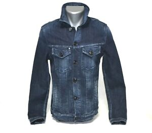Jack-amp-Jones-Premium-Denim-Jeansjacke-Dedicated-Craftsmanship-Gr-S