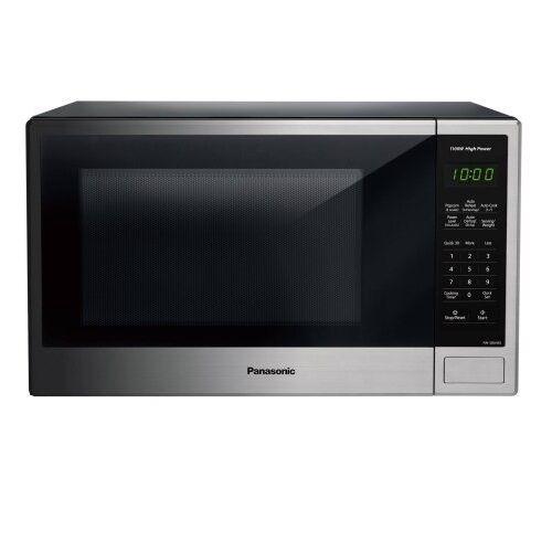 Panasonic NN-SB646S 1.3 cu ft Microwave Oven Stainless Steel Countertop