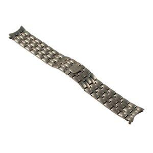 NIVREL-Metallarmband-Edelstahl-Uhrenarmband-massiv-20-mm