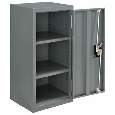 Assembled Wall Storage Cabinet 13 34x12 34x30 Gray