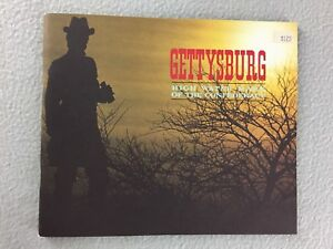 Gettysburg High Water Mark of The Confederacy Booklet 1963 Eastern National Park