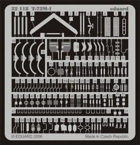 Eduard 1/72 T-72m-1 # 22118-afficher Le Titre D'origine Divers Styles