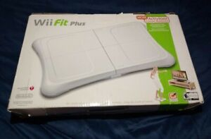 Nintendo Wii Fit Game, with Balance Board TESTED, Working